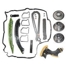 Timing Chain Camshaft Adjuster Kit & Tensioner Mercedes W204 C250 W212 E250 M271