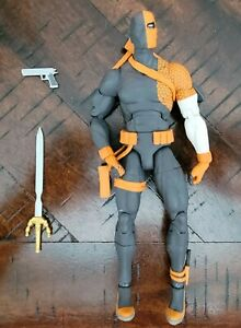 DC Essentials Deathstroke Slade Wilson Action Figure