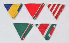 Hungary, WW2 trifold ribbon replacement lot #1