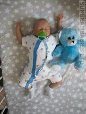 """Pintado a mano muñecas reborn Bountiful Baby Boy 20"""" por Dan sunbeambabies Ghsp 5LBS"""