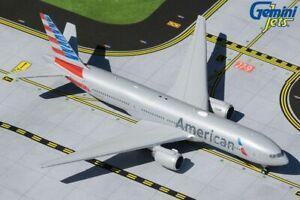 GEMINI JETS (GJAAL1869) AMERICAN 777-200ER 1:400 SCALE DIECAST METAL MODEL