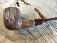 Manelli biliard pipa bocchino acrilico nuova radica bruyerepfeife 447 gr56 briar