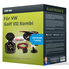 Für VW Golf VII Kombi E-Satz 7-pol universell NEU