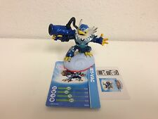JET-VAC SERIES 1 Skylanders Giants loose figure+code+code. Works in Trap Team