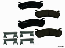 Disc Brake Pad Set-Bosch QuietCast Front,Rear WD Express 520 07850 462