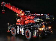 Lighting kit for Lego Rough Terrain Crane 42082 Technic