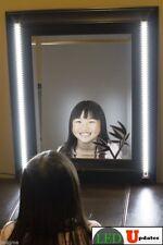 2pcs Vanity Mirror LED LIGHT White Set For makeup TOUCH SENSOR Dimmer & UL POWER