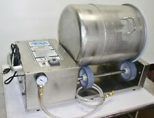 Biro Vts 42 Vacuum Tumbler Commercial Meat Marinator 40 Lb Drum With Internal Pump