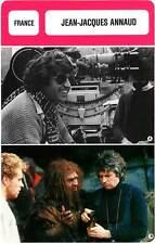 FICHE CINEMA :  JEAN JACQUES ANNAUD -  France (Biographie/Filmographie)