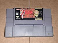 SNES Legend of Zelda: A Link to the Past (Super Nintendo, 1992) Authentic Cart