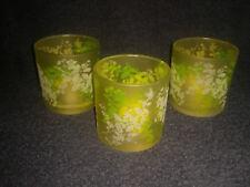2,25 EUR//100 g Citronella Kerze im Glas 80g soll Insekten auf Distanz halten