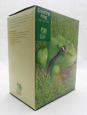 Ceramic Natural World Greeting Frog - New & Boxed