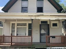 FORECLOSURE! 3 BEDROOM, 1 BATH IN QUIET AREA, FREE & CLEAR TITLE, LOW RESERVE