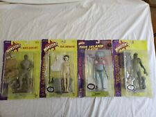 Universal Monsters - Sideshow Collectibles - 5  Action Figure Set - NIB - Rare!