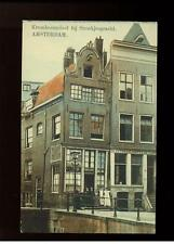 1912 Amsterdam Netherlands postcard Cover to France