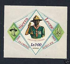 Sierra Leone - Scouts - Scott C105