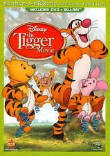Winnie the Pooh - The Tigger Movie (DVD+ Blu-ray 2-Disc Set) DISNEY