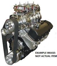 540 CI BBC PUMP GAS BLOWER ENGINE ALUMINUM HEAD (800 HORSEPOWER-- ALL NEW PARTS)
