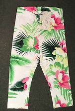"""NEW """"Charlie And Me"""" Baby Girl Leggings Size 00 Or 3-6 Months Infant RRP$12.99"""