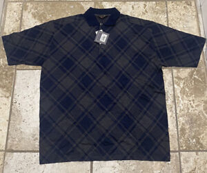 paul and shark yachting cotton polo made in italy size xxl new with tags