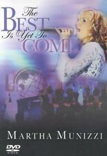 Martha Munizzi - The Best is Yet to Come (DVD)*