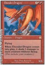 Thunder Dragon // Presque comme neuf // Starter 1999 // Engl. // Magic the Gathering