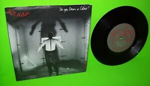 "Bill Nelson Do You Dream In Colour 7"" Vinyl Record 1980 New Wave Synth-Pop UK"