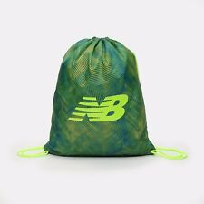Mochila/Backpack - NEW BALANCE - NB - CINCH PACK - VERDE LIMA/LIMA GREEN