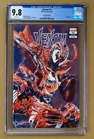 Venom #11 (2019) CGC 9.8 Mike MAYHEW Carnage VARIANT Limited to 1000 Copies RARE