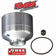 FASS Factory Fuel Filter Delete Canister for CHEVROLET GMC DURAMAX 6.6L DFD-4000
