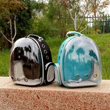 Pet Portable Carrier Space Capsule Backpack Dog Cat Transparent Bag