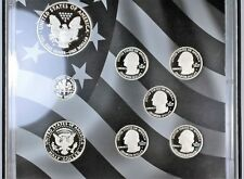 2012 United States Limited Edition Silver Proof Set with Boxes and Certs