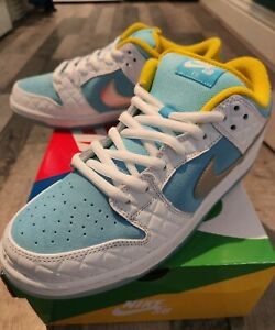 ftc dunk low size 10.5 uk