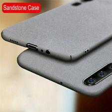 For Huawei P30 Lite P20 Pro P30 Mate 20 Pro Slim Matte Sandstone Hard Cover Case