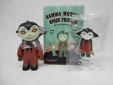Kidrobot Gamma Mutant Space Friends Series George Tara McPherson 2/20