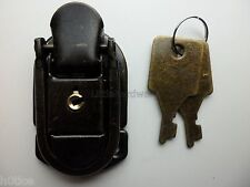 35mmX53mm box latches,box catches,box hardware,lock latch box latch with one key