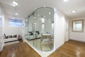 Office Glass Wall Installation Services in London