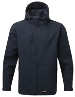 Softshell Fleece Water Resistant Windproof Jacket RRP £30.00