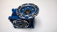 MOTOVARIO RIDUTTORE NMRV/40 repporto i1-30 ingres.14mm uscita 18 mm flangia 105