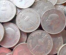 100 Coins LOT - 1964 - JAWAHARLAL NEHRU -  Rupee 1 - Nickel Commemorative india