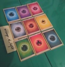 Pokemon Cards : 90 BASIC ENERGY CARDS Lot 10 of Each Type 90 Total Energies NM
