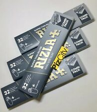 *4 FOR £4.49* Rizla Silver Kingsize Slim Papers w/Tips - Combi Pack x4