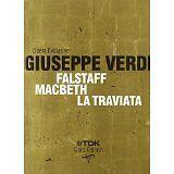 VERDI: FALSTAFF (Mehta)/MACBETH (Bartoletti)/LA TRAVATA (Maazel)  (NEW 3 DVDs)