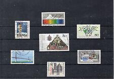 Alemania Federal Series del año 1987 (CQ-324)