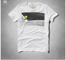 Abercrombie and Fitch men's T Shirt Tennis
