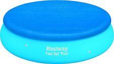 Bestway Fast Set Swimming Pool Cover - 8 feet 8 ft