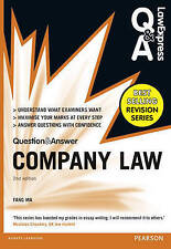 Law Express Question and Answer: Company Law (Q&A Revision Guide) (Law Express