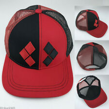 Harley Quinn Hat Snapback Baseball Suicide Squad High Quality Cap Adjustable New