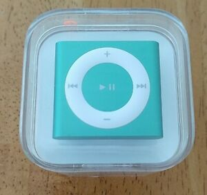 Apple iPod Shuffle 5th Generation 2GB Mint Green A1373 PD776LL/A MP3 NEW SEALED