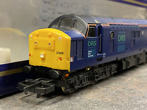 Lima Class 37 610 DRS blue New Motor DCC/LED-Ready ezBoard